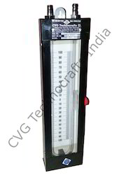 U Tube Manometer ( Metallic Body )