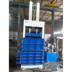 Heavy Duty Fabric Baling Machine