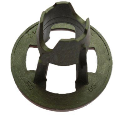 plastic rebar chair spacer at rs 2 piece sector 50 faridabad