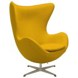 Arne Jacobsen Egg Chair Yellow