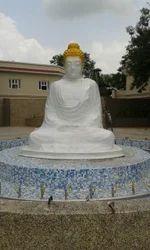 FRP Buddha Sitting