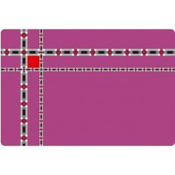 Colourful Table Mat