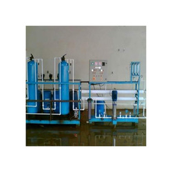 Water Treatment Services