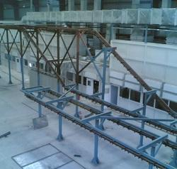 Fully Automatic Four Wheel Overhead Conveyors