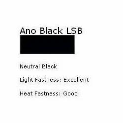 Ano Black LSB