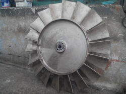 Rotary Chamber Fan Al Casting