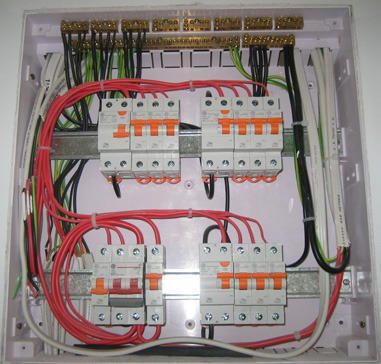 home electrical wiring service, wiring work royal electrical works Home Power Wiring