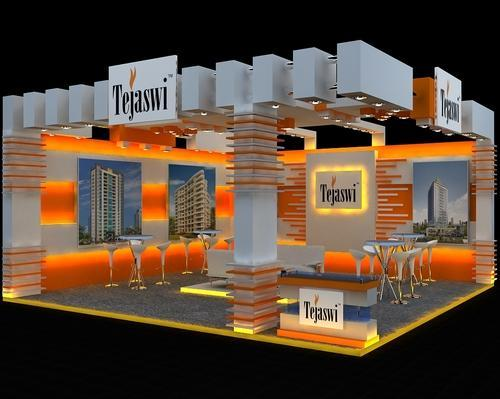 Exhibition Stall In Bangalore : Exhibition stall design in mumbai kandivali west by tejaswi