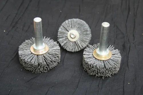 Abrasive Brushes Spindle Abrasive Brushes Manufacturer