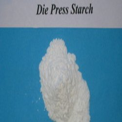 Die Press Starch