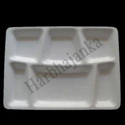 Acrylic 6 Portion Thali