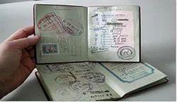 Visa Stamping Kingdom Saudi Arab Kuwait
