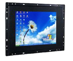 Elpro IPS Industrial LED Display Monitor, Monitor Size: 15