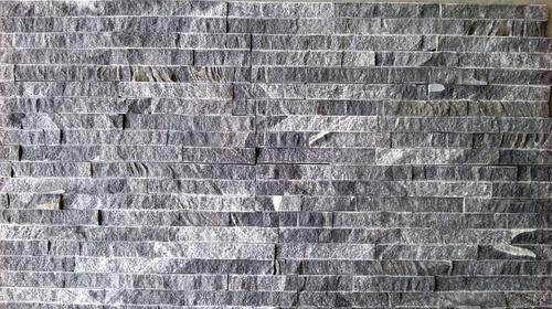 Black Marble Stack Stone Tiles
