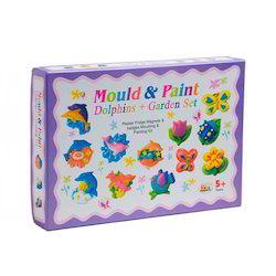 Mould & Paint Games