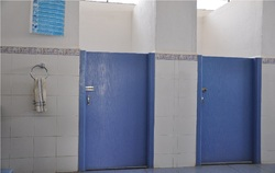 FRP Bathroom Doors
