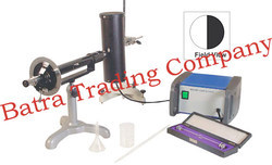 Polarimeter (To find Specific rotation of sugar)