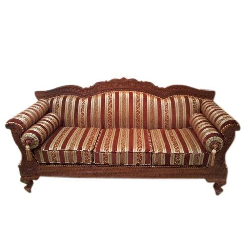 Wooden Sofa Set Traditional Manufacturer From Bengaluru