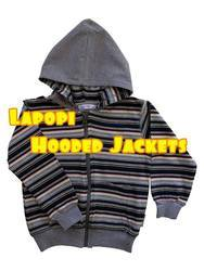 Lapopi Hooded Jackets  For Baby