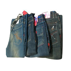 Denim Plain Nandi Mens Jeans