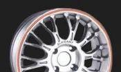 Car Alloy Wheels SA-445
