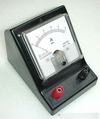 Analytical Laboratory Instruments Ammeter Table Model