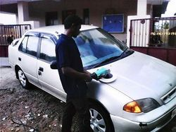 Car Body Polishing And Rubbing