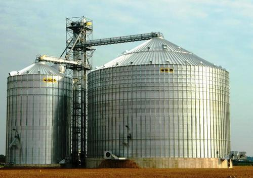Grain Storage Silos - View Specifications & Details of Grain