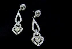 Diamond Hangings Earring