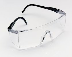 3M 1709 IN PLUS Safety Goggles
