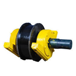 L Block Wheel Assembly