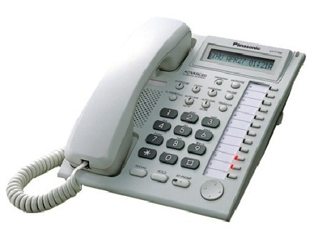 Epabx Kts System Digital Operator Console Phone