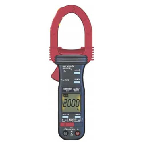 2000 A AC Clamp Meter KM 2772