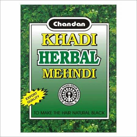 Khadi Herbal Black Henna View Specifications Details Of Herbal