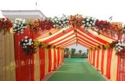 tent decoration services in jaipur