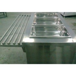 Hot Pick Up Food Trolley