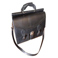 Black, Brown Official Bags Leather Executive Bags