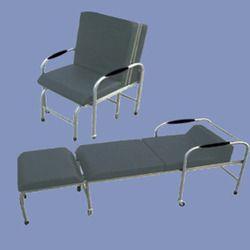Attendant Bed Cum Chair