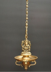 Ganesh Hanging Lamp