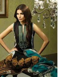 Embroidered Trendy Pakistani Designer Suits