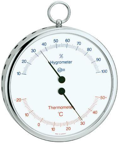 Barigo Thermo Hygrometer