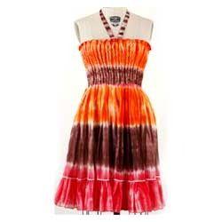 094fe6ec2446 Tie Dye Long Dress