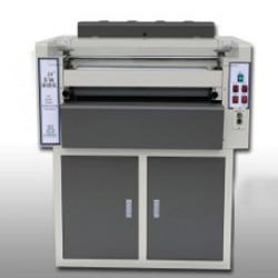 Multi Roller UV Embossing Machine