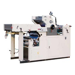 Both Side Non Woven Bag Printing Machine