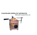 Cleaveland Cup Apparatus