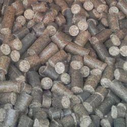 Agro Waste Biomass Briquette