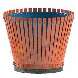Canvas Cement Basket 01SH15-CCB