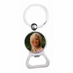 Round Opener Keychains