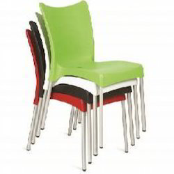 Moulded Stackable Chairs