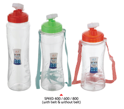 REJOICE Pet Sports Water Bottles, For Gym